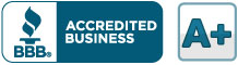 BBB Accredited Business A+
